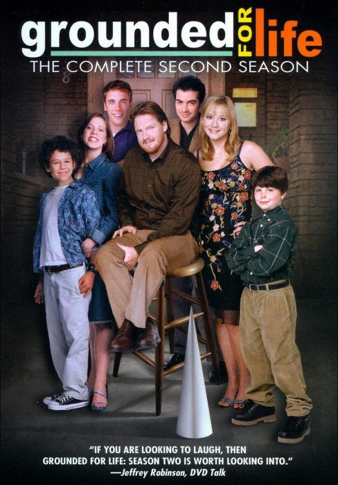 Grounded for Life: The Complete Second Season [3 Discs] - image 1 of 1