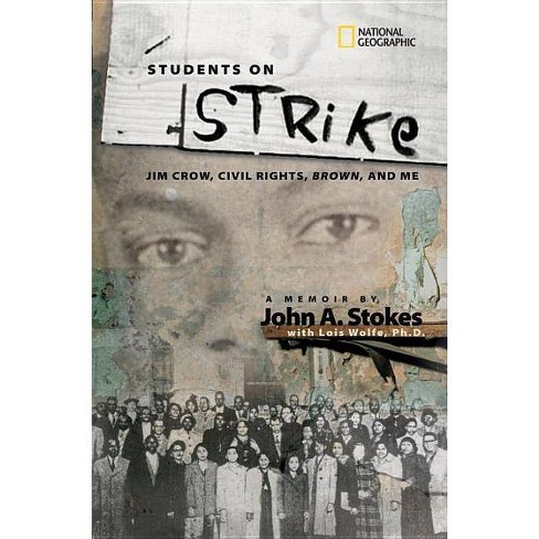 Students on Strike - by  John A Stokes & Herman Viola (Hardcover) - image 1 of 1