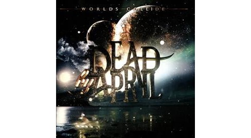 Dead By April - Worlds Collide (CD) - image 1 of 1