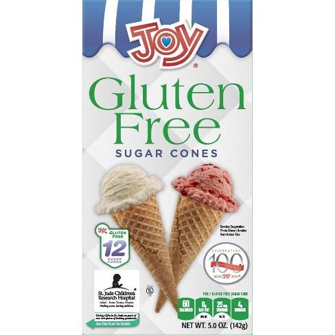 Joy Gluten Free Sugar Cones - 12ct - image 1 of 2