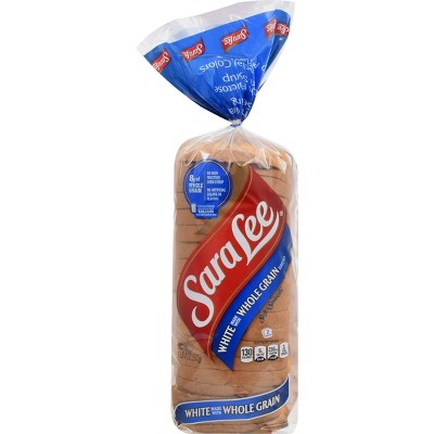 Sara Lee Whole Grain Soft White Bread - 20oz
