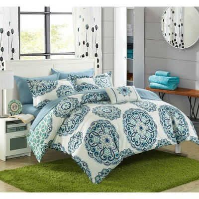 Catalonia Bed In A Bag Comforter Set - Chic Home Design