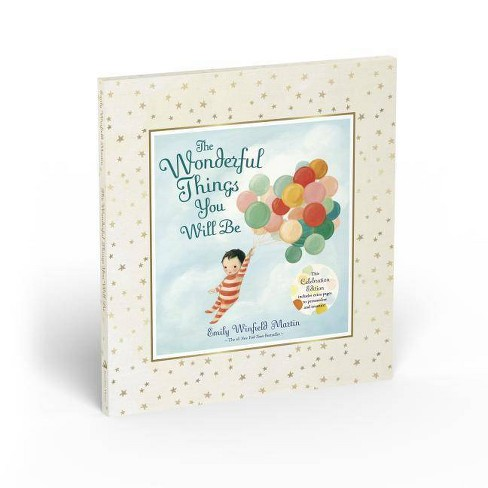 Wonderful Things You Will Be -  Deluxe by Emily Winfield Martin (Hardcover) - image 1 of 1