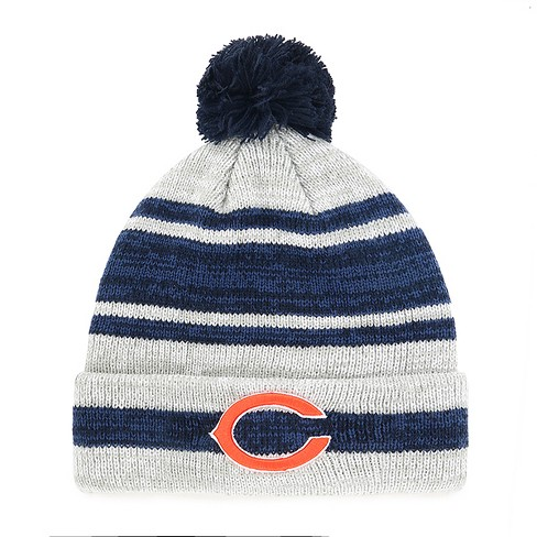 408b35c26 NFL Men s Chicago Bears Sky Knit Hat   Target