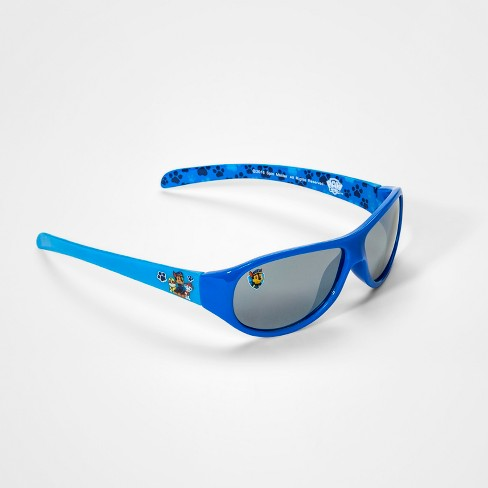 92859101a9 Toddler Boys  PAW Patrol Chase Sunglasses - Blue   Target