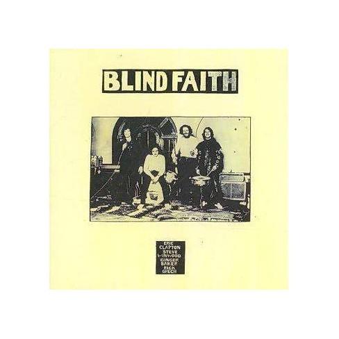 Blind Faith - Blind Faith (CD) - image 1 of 1