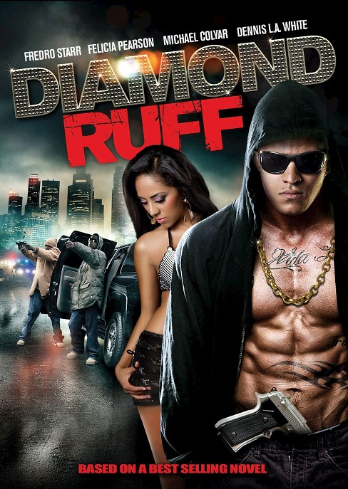 Diamond ruff (DVD) - image 1 of 1