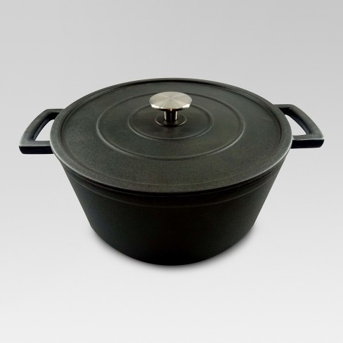 Dutch Oven 6qt Navy - Threshold™ - image 1 of 1