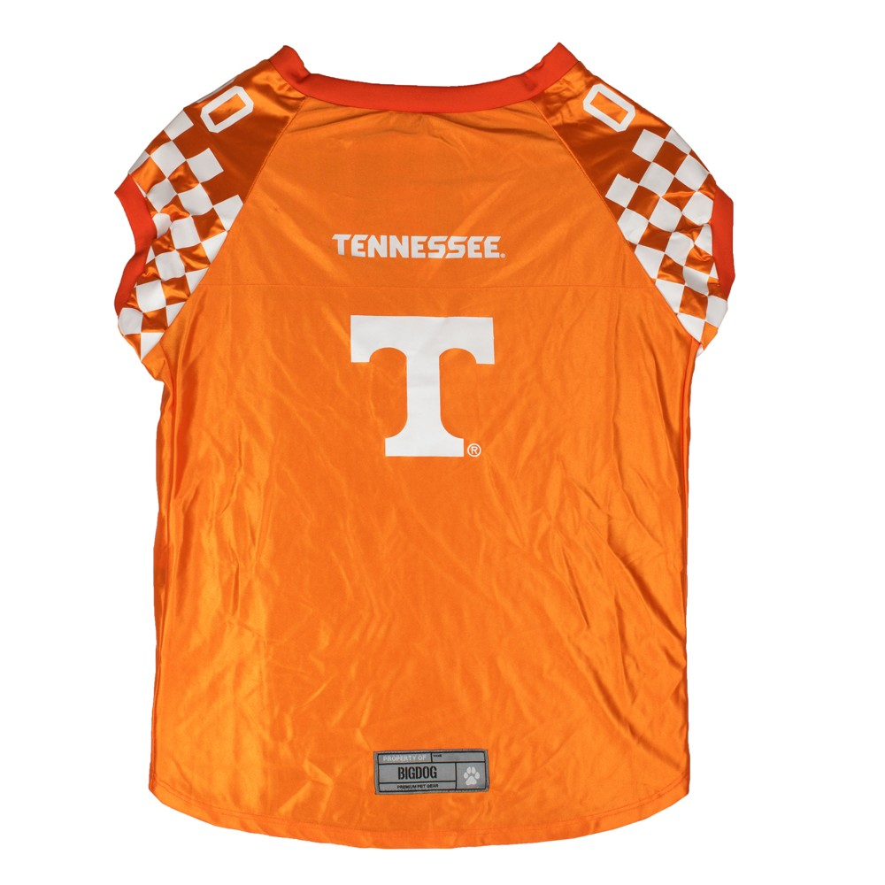 Tennessee Volunteers Little Earth Premium Pet Football Jersey - XL