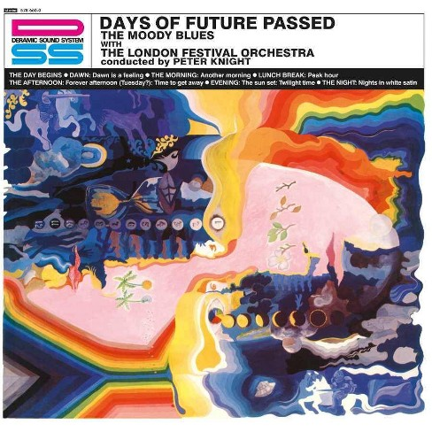 Moody Blues - Days Of Future Passed (Vinyl) - image 1 of 1