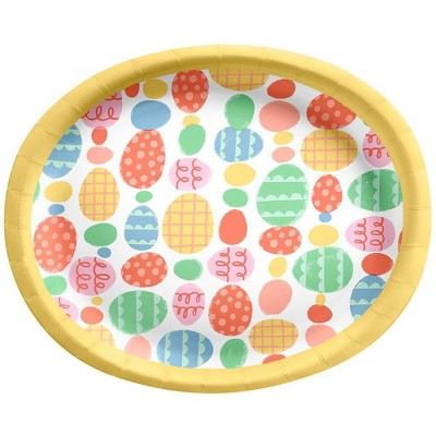 10ct Oval Easter Platter - Spritz™