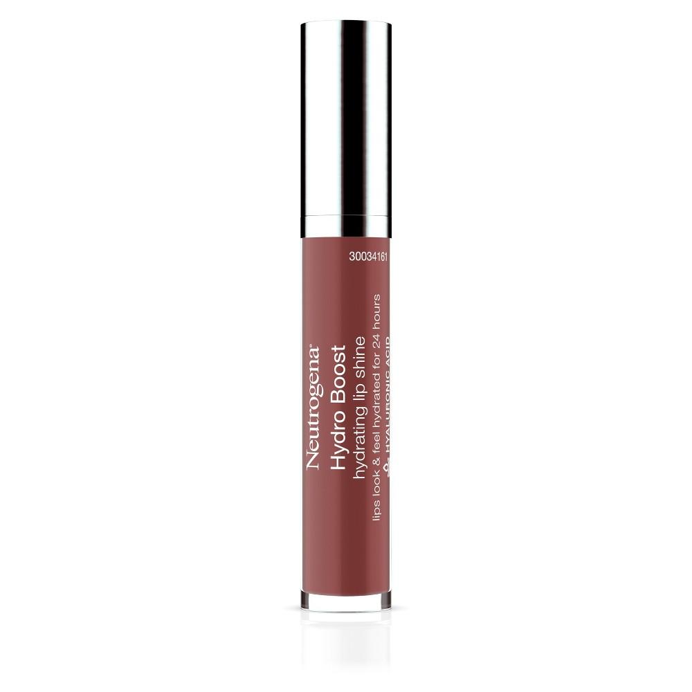 Neutrogena Hydro Boost Lip Shine Pink Mocha 90 .1oz