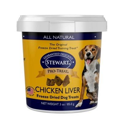Stewart Freeze - Dried Chicken Liver Dog Treat
