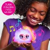 Pomsies Lumies - Rainbow Charged Interactive Pet - Pixie Pop - image 3 of 4