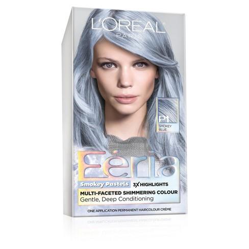 L Oreal Paris Feria Permanent Pastels Hair Color All