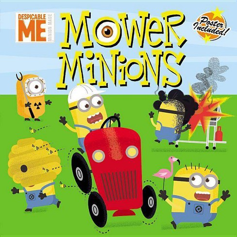 Despicable Me Minion Made: Mower Minions - (Mixed media product) - image 1 of 1