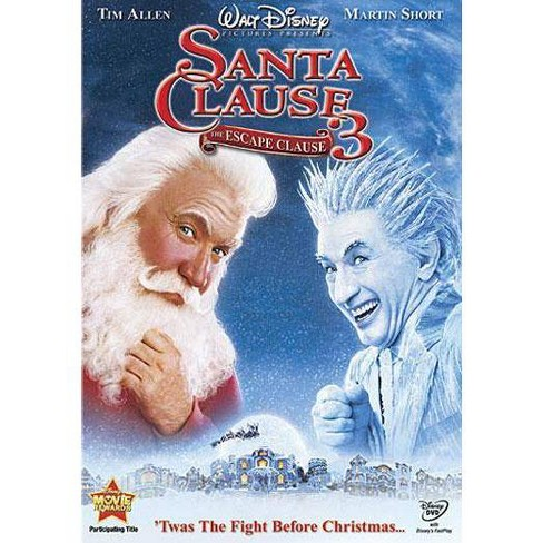 The Santa Clause 3: The Escape Clause (dvd_video) - image 1 of 1