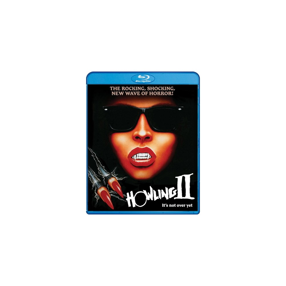 Howling Ii:Your Sister Is A Werewolf (Blu-ray)