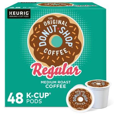The Original Donut Shop Regular Keurig K-Cup Coffee Pods - Medium Roast - 48ct