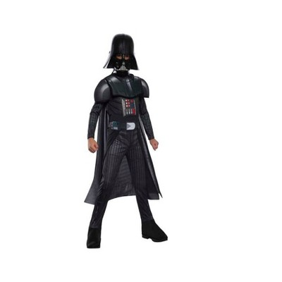 Kids' Star Wars Darth Vader Halloween Costume Jumpsuit with Accessories