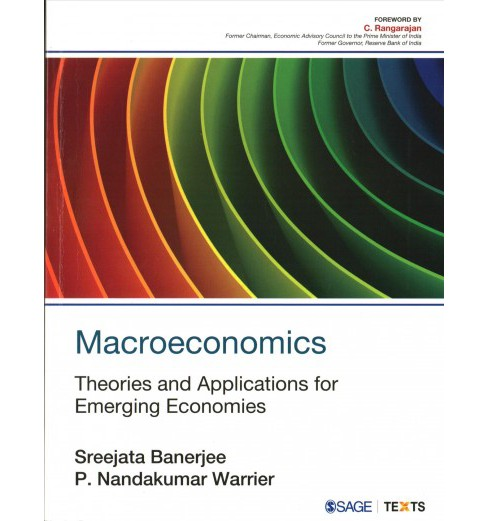 Macroeconomics : Theories and Applications for Emerging Economies -  (Paperback) - image 1 of 1