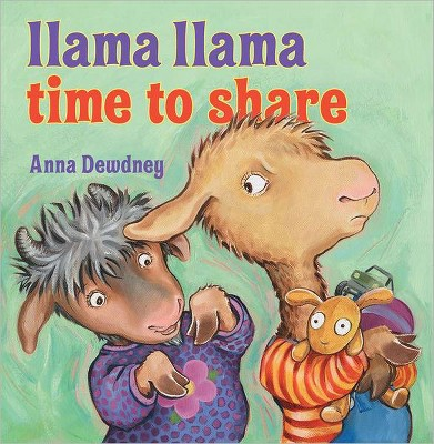 Llama Llama, Time to Share (Hardcover)by Anna Dewdney
