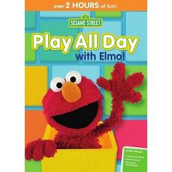 Sesame Street: Elmo's Shape Adventure (dvd_video) : Target