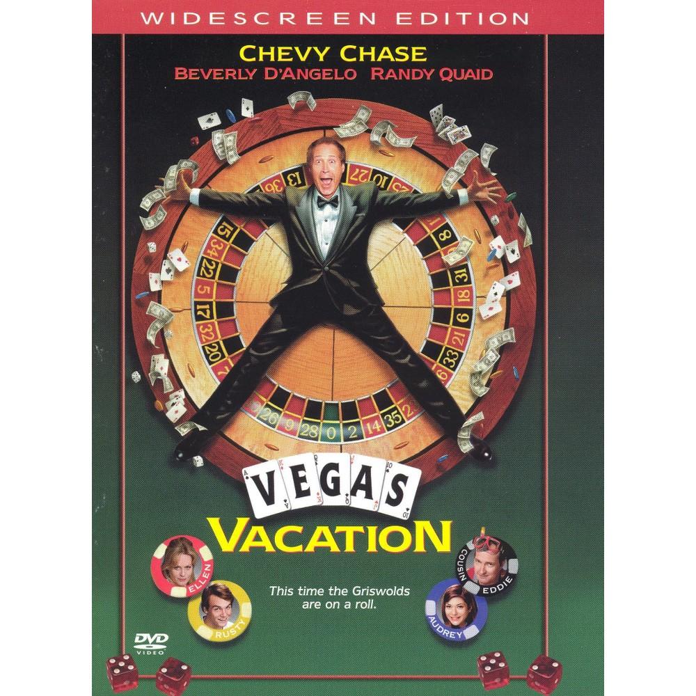 Vegas Vacation Dvd
