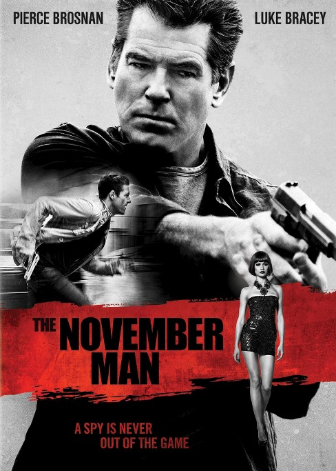 The November Man (dvd_video) - image 1 of 1