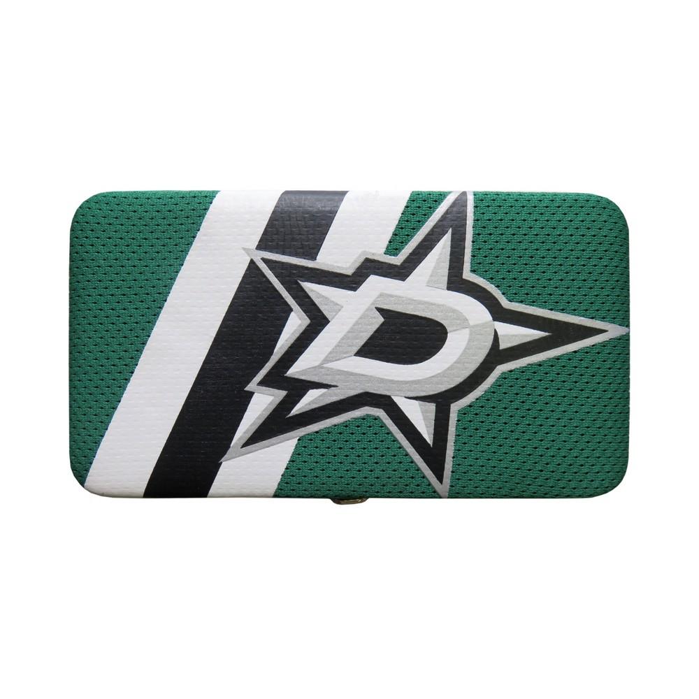 NHL Dallas Stars Shell Mesh Wallet, Adult Unisex