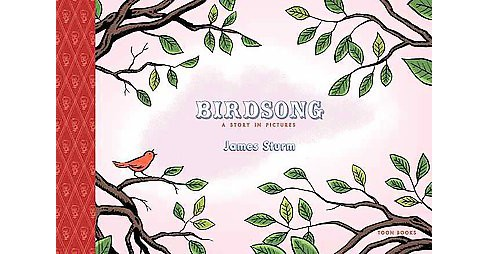 Birdsong : A Story in Pictures (Hardcover) - image 1 of 1