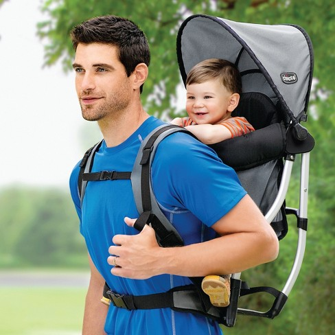 Chicco Smartsupport Backpack Gray