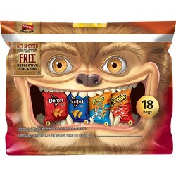 Frito-Lay Variety Pack Doritos & Cheetos Mix - 18ct