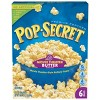 Pop Secret Movie Theater Butter Microwave Popcorn - 6ct - image 2 of 4