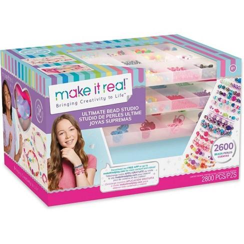 Make It Real Bead Drawer Jewelry Kit - image 1 of 4