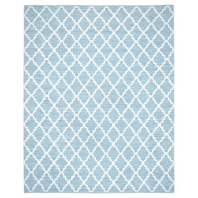 Montauk Rug - Light Blue/Ivory - (8'x10')- Safavieh