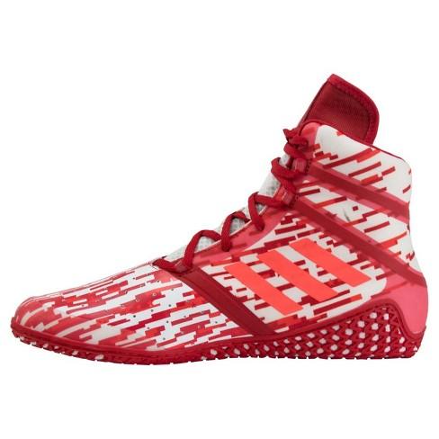 07c315458a2b Adidas Men s Impact Wrestling Shoe - Red Digital   Target