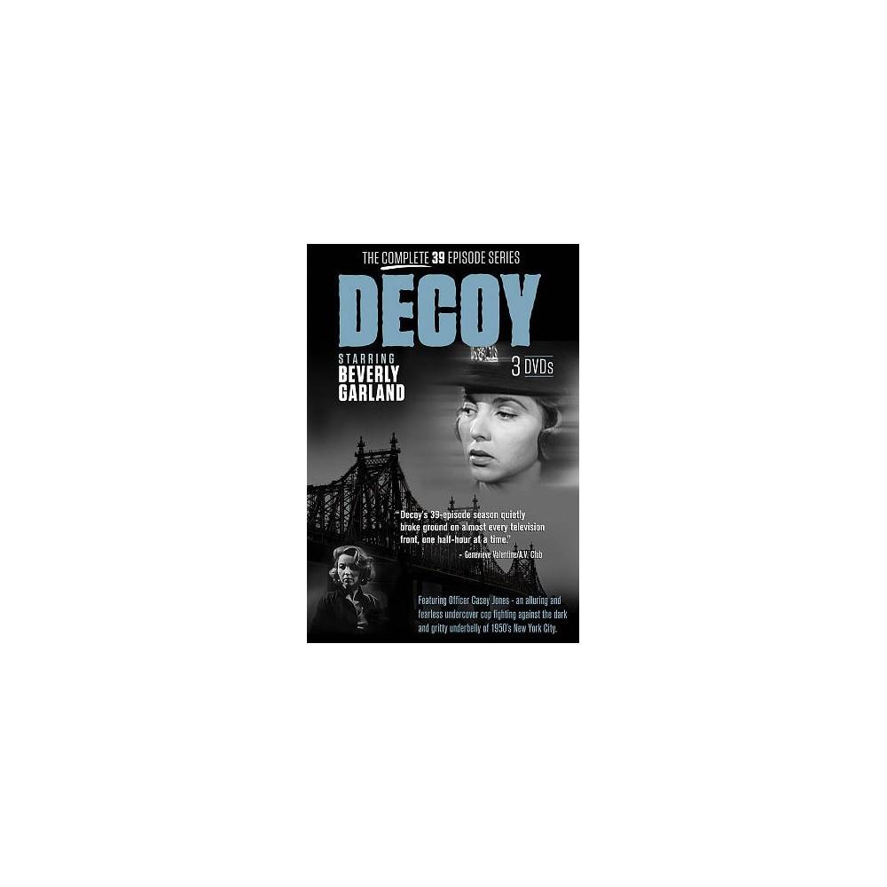 Decoy:Complete 39 Episodes Series (Dvd)