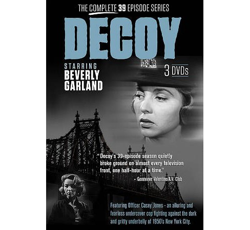 Decoy:Complete 39 Episodes Series (DVD) - image 1 of 1