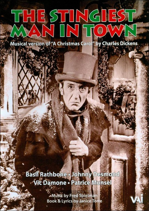 Stingiest man in town (DVD) - image 1 of 1