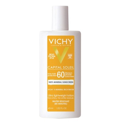 Vichy Capital Soleil Tinted Face Mineral Sunscreen with Titanium Dioxide - SPF 60