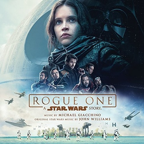 Michael Giacchino - Rogue One:Star Wars Story (Osc) (Vinyl) - image 1 of 1