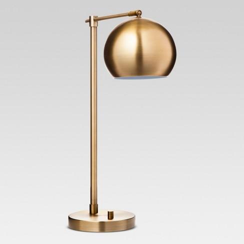 Modern Globe Desk Lamp Project 62