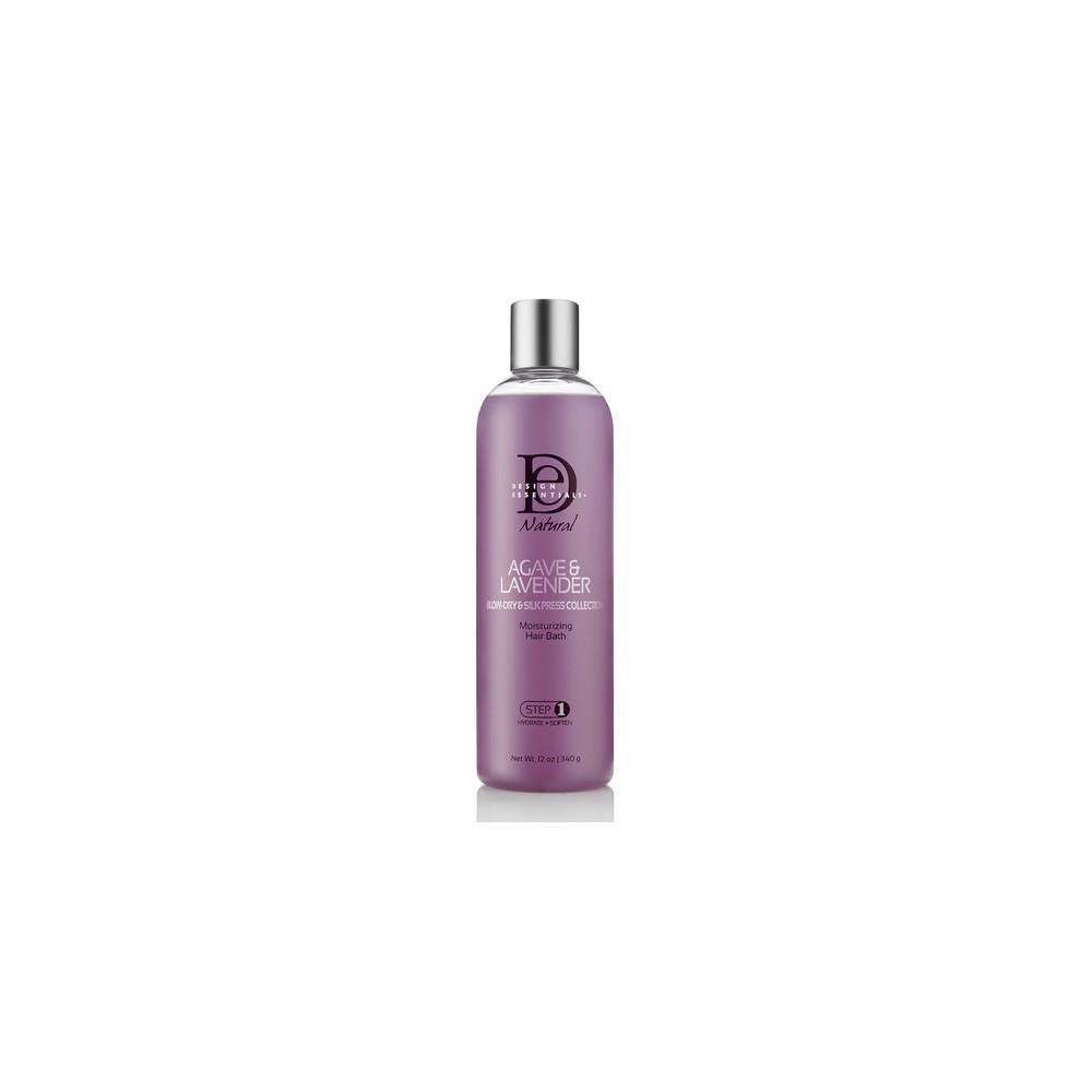 Image of Design Essentials Natural Agave & Lavender Moisturising Hair Bath - 12oz