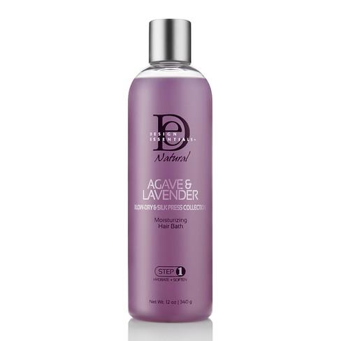 Design Essentials Natural Agave Lavender Moisturising Hair Bath