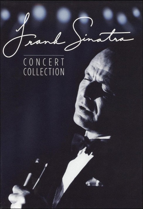 Frank sinatra:Concert collection (DVD) - image 1 of 1