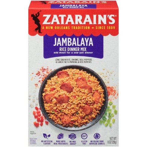 Zatarain's® Jambalaya Rice Mix - 8oz - image 1 of 5