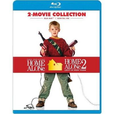 Home Alone / Home Alone 2 (Blu-ray)(2017)