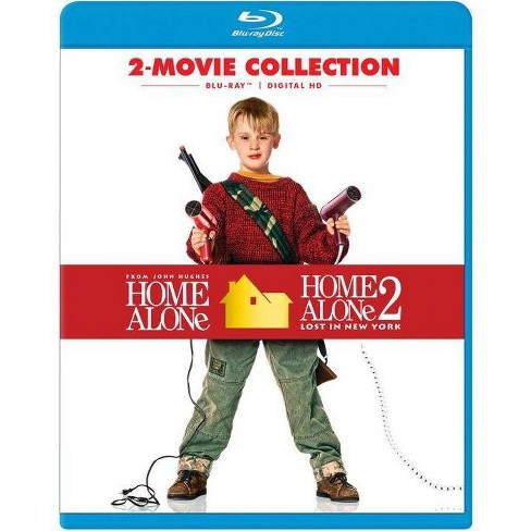 Home Alone / Home Alone 2 (Blu-ray)(2017) - image 1 of 1