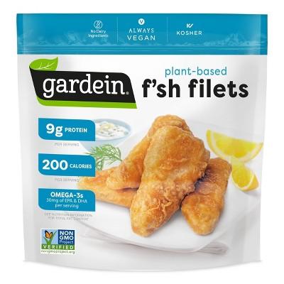 Gardein Golden Frozen Fishless Filet - 10.1oz